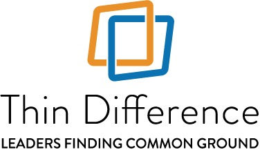 Thin Difference Logo